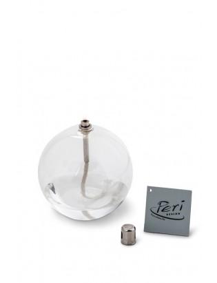 LAMPE A HUILE RONDE M 21,90€ - Maison Nomad - Tours