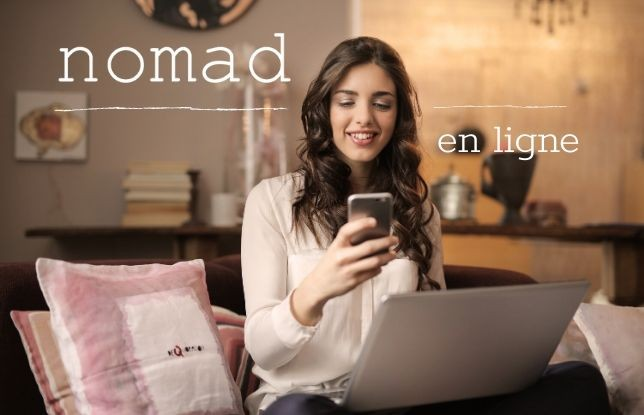Lancement de la boutique en ligne NOMAD